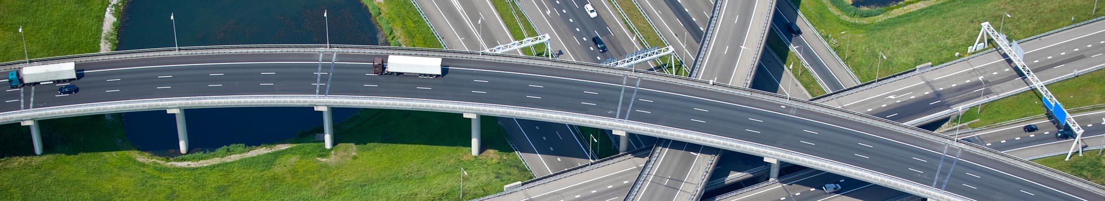 Veilig werken langs de weg snelwegen